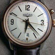 Vulcain 50s Presidents' Watch Gold & Steel