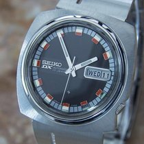 Seiko Dx Rare Mens Automatic 1970s Japanese Made Stainless...