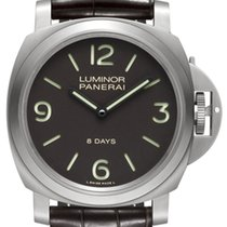 Panerai Luminor Base 8 Days Titanio Acciaio PAM00562