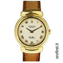 Rolex cellini oro giallo ref 6621