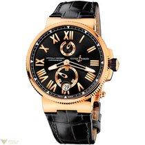 Ulysse Nardin Uylsse Nardin: Marine Chronometer 18k Rose Gold...
