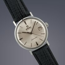 Omega Seamaster stainless steel automatic watch