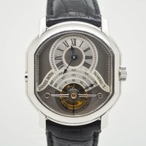 Daniel Roth Tourbillon Double Face Regulateur in Steel