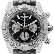 Breitling stainless steel Chronomat B01