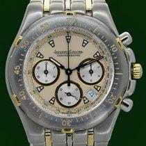 Jaeger-LeCoultre Kryos Chronograph Date 18k Gold Steel...