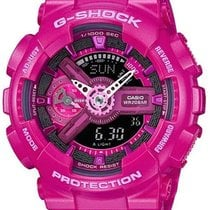 Casio G-Shock S Series - Pink - Magnetic Resistant - 200M -...