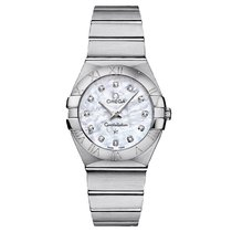 Omega Constellation Ref 12310276055001