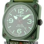 Bell & Ross Aviation Military Ceramic Ref. BR 03-92