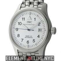 IWC Pilot Collection Mark XV Classic Rare Limited Production...