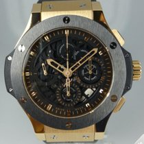 Hublot Big Bang Aero Bang Gold and Ceramic Limited 500 pcs -...