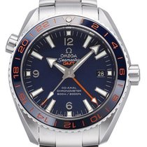 Omega Seamaster Planet Ocean GMT Good Planet 232.30.44.22.03.001