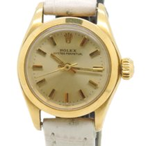 Rolex Oyster Perpetual Lady Gold Vintage