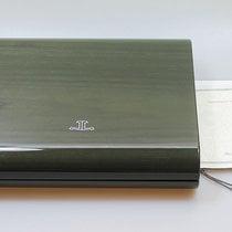 Jaeger-LeCoultre Limitierte Uhrenbox mit Umkarton und Zubehör