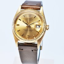 Rolex Date Just Oyster Perpetual 18 kt 1961