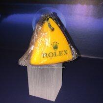 Rolex UNUSED Yellow Floating Buoy Key Ring (RARE)