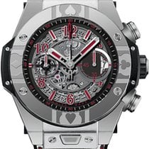 Hublot King Power Unico World Poker Tour 411.SX.1170.LR.WPT15
