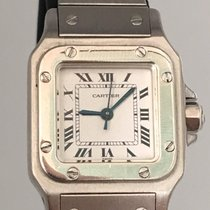 Cartier Santos Galbee Ladies Automatic in Stainless Steel
