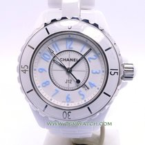 Chanel J12 Blue Light Serial Limited Edtion
