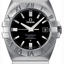 Omega CONSTELLATION DOUBLE EAGLE CO-AXIAL CHRONOMETER AUTOMATIC