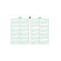 Bulgari Rolex Calendar 1998-1999 16650 16750