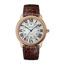 Cartier Ronde Automatic Ladies Watch Ref W6701009