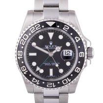 Rolex Oyster Perpetual Date GMT-Master II 116710 Ceramic Bezel