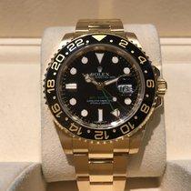 Rolex GMT-Master II Full Gold B&P