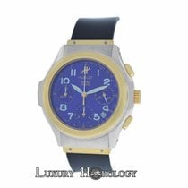 Hublot Men's  MDM 1810.2 18K Yellow Gold Steel Automatic