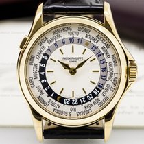 Patek Philippe 5110J-001 World Time 18K Yellow Gold (25550)