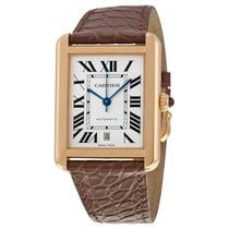 Cartier Tank Solo XL Automatic Mens Watch W5200026