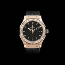 Hublot Classic Fusion King Gold Diamonds 38mm 565.OX.1180.LR.1104