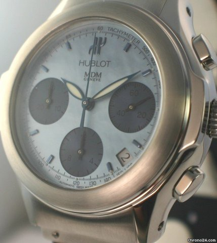 Hublot Elegant Chronograph