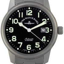 Zeno-Watch Basel Classic Pilot Titanium