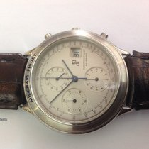 Audemars Piguet Huitieme chronograph and steel ref.25644ST/0/0...