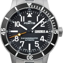 Fortis DIVER TITANIUM DAY DATE - 100 % NEW - FREE SHIPPING