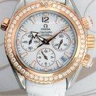 Omega 222.28 Seamaster Planet Ocean Chronograph, Steel &...