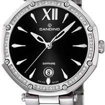 Candino Elegance C4525/4 Damenarmbanduhr Mit Kristallsteinen