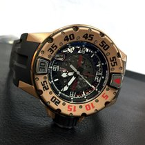 Richard Mille [NOV SPECIAL] RM 028 Rose Gold(Retail:HK$1,088,000)
