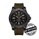 Breitling Avenger Blackbird Unused