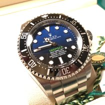 Rolex Sea Dweller Deep Blue Deepsea 2016 NEU&VERKLEBT 116660