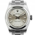 Rolex Oyster Perpetual Lady Stahl Automatik Armband Oyster...