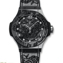 Hublot Big Bang Broderie Stainlees Steel Automatic Watch