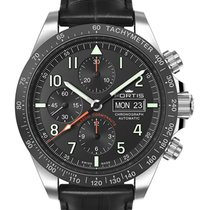 Fortis Classic Cosmonauts Chrono Ceramic Pm Val 7750 Movement...