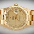 Rolex 18238 President Day Date 18k Men's Watch 1996/97