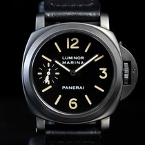 Panerai 5218-203/a Pre-v Luminor Marina Pvd Black 44mm