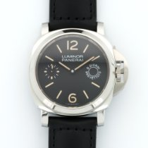 Panerai Luminor 8-Days  Acciaio Steel Ref. PAM590