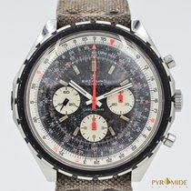 """Breitling Vintage Chronomat """"Spiegelei"""" Venus 0818..."""