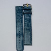 Di modell Leather Watchstrap witch Buckle  Length: 26 cm...