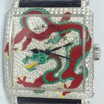 Franck Muller Master Square Dragon LP 69.500€ -50% icl. VAT