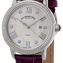 Raymond Weil Maestro Automatic Steel & Diamond Womens...